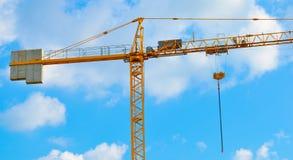 Crane il particolare Immagine Stock Libera da Diritti