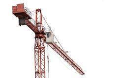Crane isolated Stock Photos