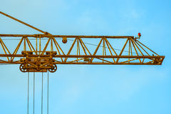 The crane Royalty Free Stock Images