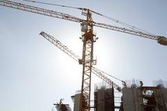 Crane, Lebanon Stock Image