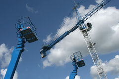 Crane And Lifts Stock Photos
