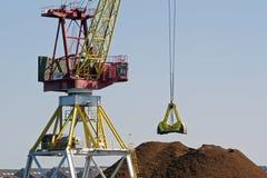 Free Crane Loading Stock Photography - 26548062