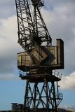Crane Royalty Free Stock Photography