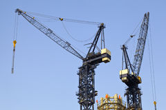 Crane Machine Stock Image