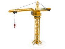 Crane model Stock Image