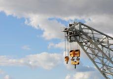crane niebo obraz royalty free