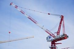 Crane number one Stock Photos