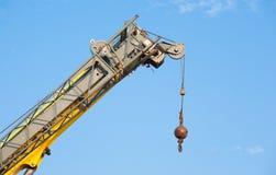 Crane o detalhe Fotografia de Stock