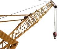 crane odizolowane Fotografia Stock