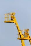 Crane platform Stock Photography