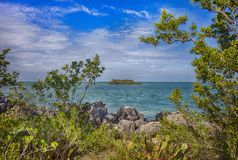 Crane Point in Marathon, Florida Keys Stock Photo