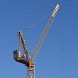 crane przemysłowe zdjęcie royalty free