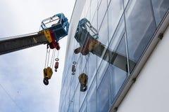 crane przemysłowe Fotografia Stock