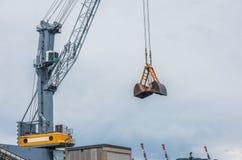 crane przemysłowe Zdjęcie Stock