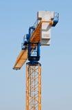 crane red tower Fotografering för Bildbyråer