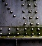 Crane rivets Stock Photography