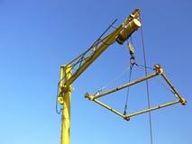 crane schronienia Fotografia Royalty Free