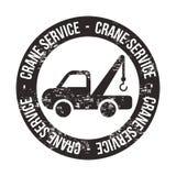 Crane services Royalty Free Stock Photo