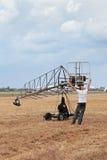 Crane shot Royalty Free Stock Photo