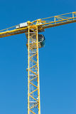 Crane on the sky Stock Image