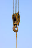 Crane sling Stock Photos