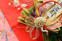 Crane String Craft For New Year Stock Images