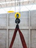 Crane Test aéreo Fotografia de Stock Royalty Free