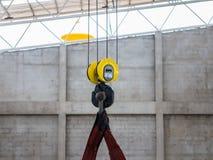 Crane Test aéreo Imagem de Stock
