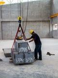 Crane Test aéreo Fotos de Stock