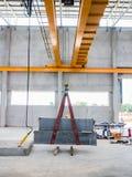 Crane Test aéreo Foto de Stock