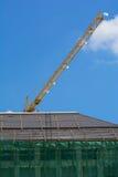 Crane,Tower crane Royalty Free Stock Photos