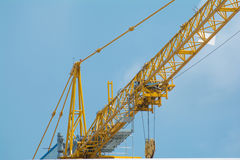 Crane,Tower crane Royalty Free Stock Photography