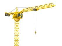 Crane tower Royalty Free Stock Image
