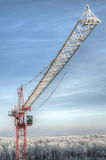 Crane tower Stock Photography