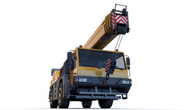 Crane truck Royalty Free Stock Image