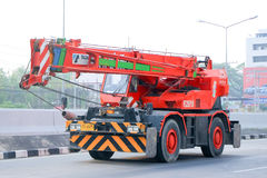 Crane Truck Stock Images