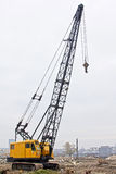 Crane Truck Stock Photography