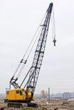 Crane Truck Stock Photography