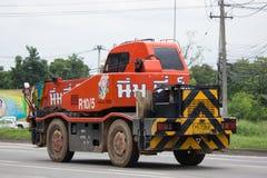 Crane Truck de Nim ve a Seng Transport Foto de archivo libre de regalías
