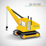 Crane vector Stock Photography