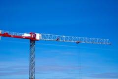 Crane. stock photography