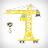 The crane Royalty Free Stock Image
