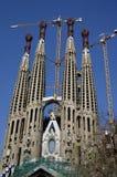 crane wieże Obrazy Stock