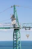 Crane Work Imagenes de archivo