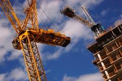 Free Cranes Royalty Free Stock Image - 2357366