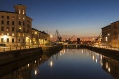 Cranes in Gothenburg. Gothenburg, Vasstergotland and Bohuslan, Sweden royalty free stock images