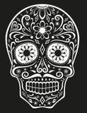 Cranio dello zucchero royalty illustrazione gratis