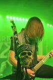 Cranio di Rockstar Immagini Stock