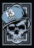 Cranio hip-hop Immagine Stock Libera da Diritti