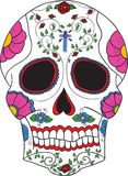 Cranio messicano Fotografia Stock